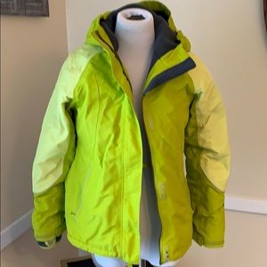 Lands' End Kids The Squall Coat Size 14 in EUC